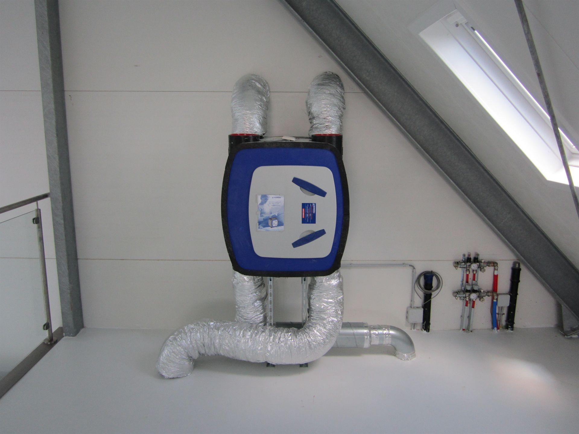 JC Techniek | Ventilatie | Luchttechniek | Luchttransport |Anzegem | Ventilatieprojecten
